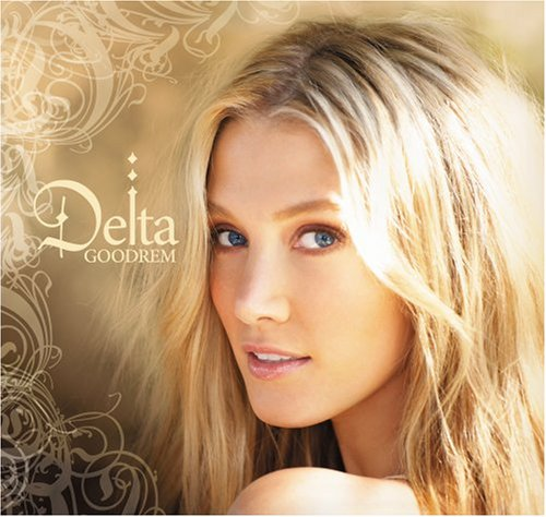 Delta Goodrem Brave Face cover art