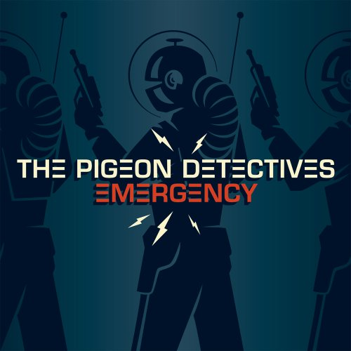 The Pigeon Detectives This Is An Emergency cover art