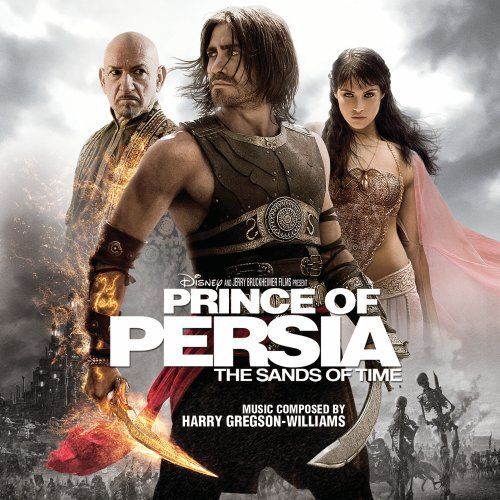 Harry Gregson-Williams Dastan And Tamina Escape cover art