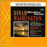 Manhattan sheet music by Dinah Washington