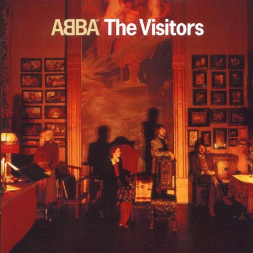 ABBA Like An Angel Passing Through My Room cover art