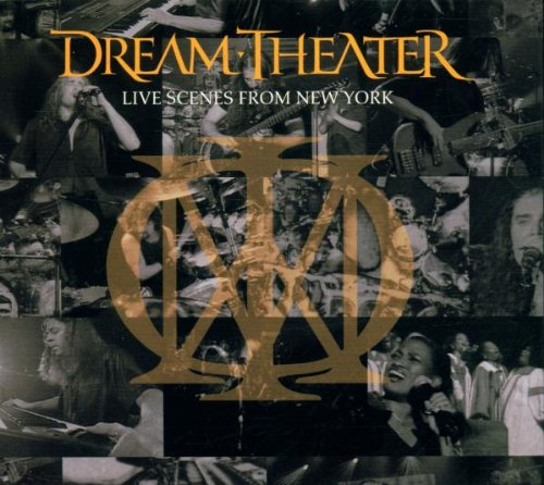 Dream Theater Scene One: Regression cover art