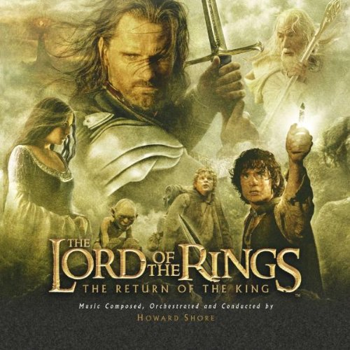 Howard Shore First Kiss cover art