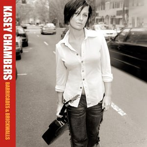 Kasey Chambers Not Pretty Enough cover art