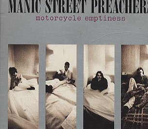 Manic Street Preachers Motorcycle Emptiness cover art