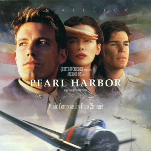 Hans Zimmer War (from Pearl Harbor) cover art