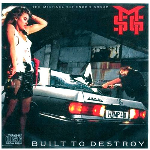 Michael Schenker Rock My Nights Away cover art