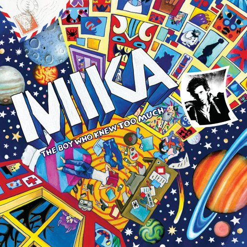 Mika We Are Golden cover art