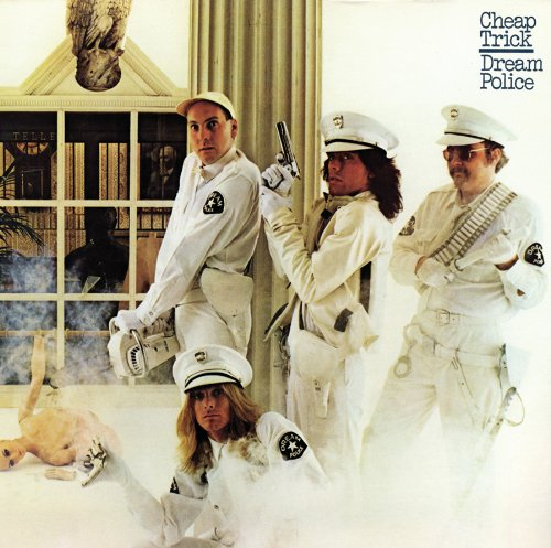 Cheap Trick Dream Police cover art