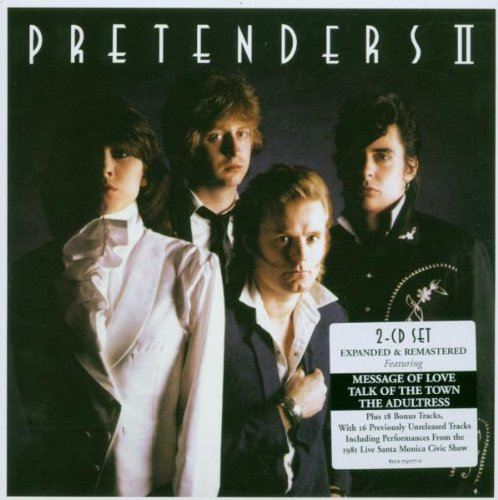 The Pretenders Talk Of The Town cover art