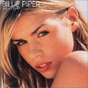 Billie Piper Girlfriend cover art