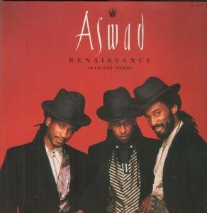 Aswad Don't Turn Around cover art