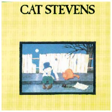 Cat Stevens Peace Train cover art
