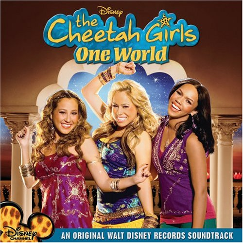 The Cheetah Girls Cheetah Love cover art