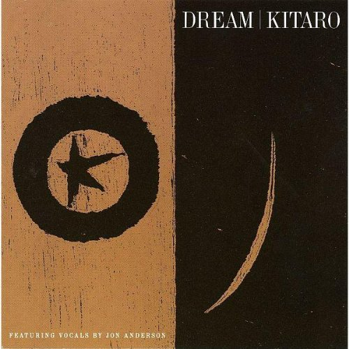 Kitaro Lady Of Dreams cover art