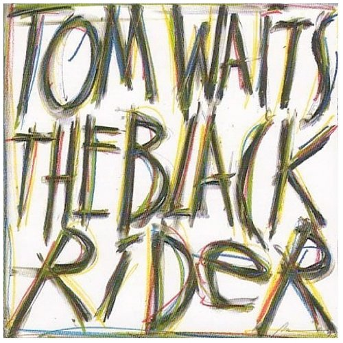 Tom Waits Broken Bicycles cover art