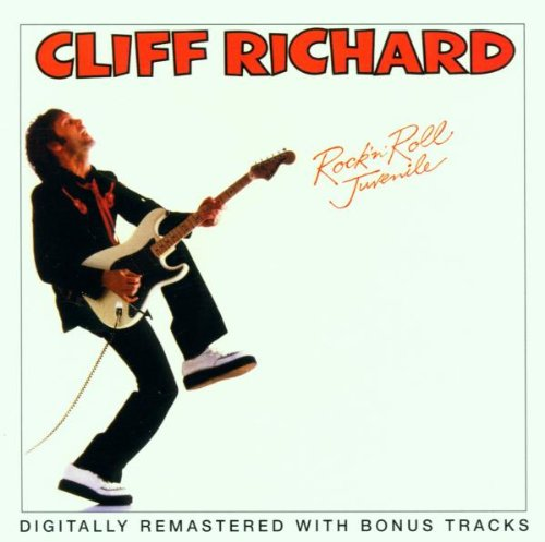 Cliff Richard We Don't Talk Anymore cover art