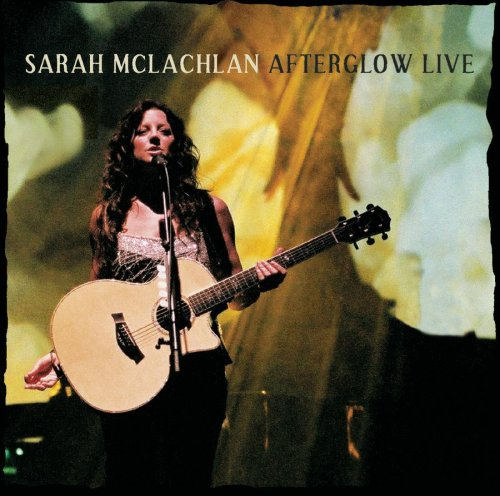 Sarah McLachlan World On Fire cover art