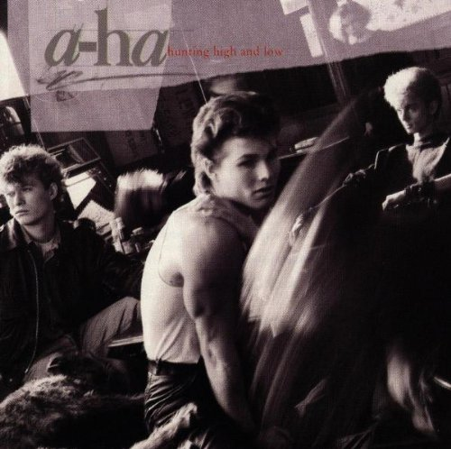 A-Ha The Sun Always Shines On TV cover art