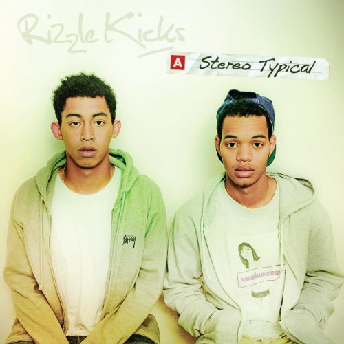 Rizzle Kicks When I Was A Youngster cover art