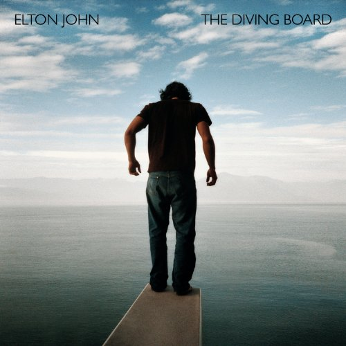 Elton John Can't Stay Alone Tonight cover art