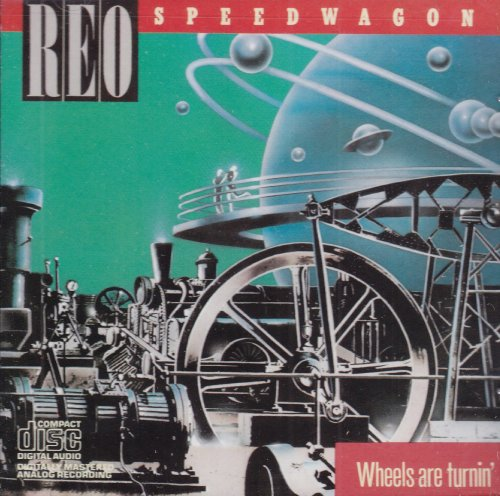 REO Speedwagon Can't Fight This Feeling cover art