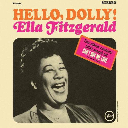 Ella Fitzgerald My Man cover art