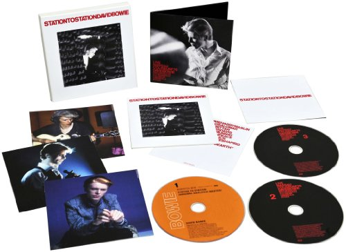 David Bowie TVC15 cover art