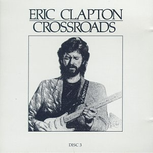 Eric Clapton Heaven Is One Step Away cover art