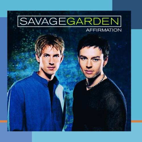 Exceptional Savage Garden I Knew I Loved You Cover Art !