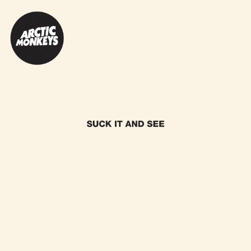 Arctic Monkeys Don't Sit Down 'Cause I've Moved Your Chair cover art