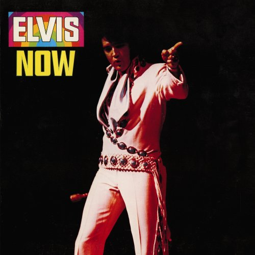 Elvis Presley It's Only Love cover art