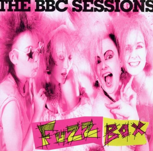 Fuzzbox Rules And Regulations cover art