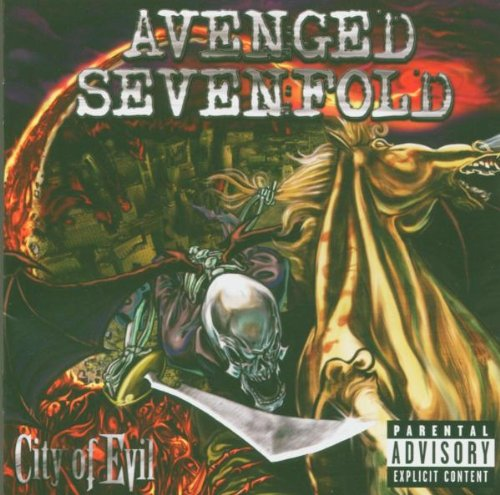 Avenged Sevenfold Burn It Down cover art