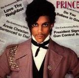 Controversy sheet music by Prince