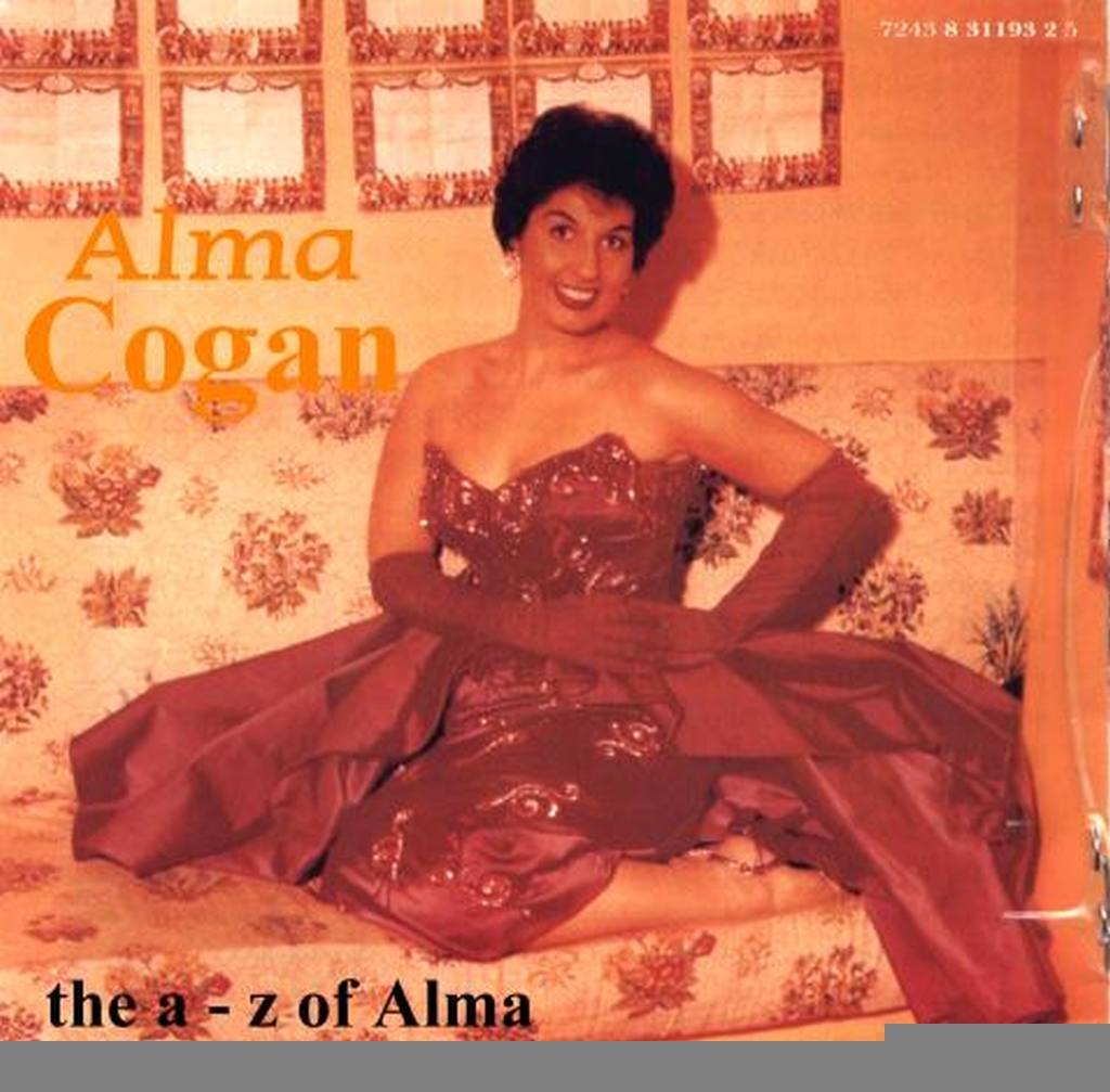 Alma Cogan Dreamboat cover art