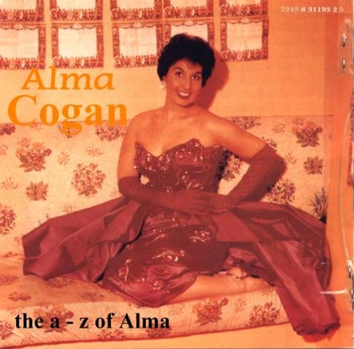 Dreamboat sheet music by Alma Cogan