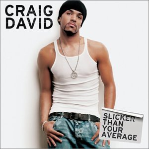 Craig David Personal cover art