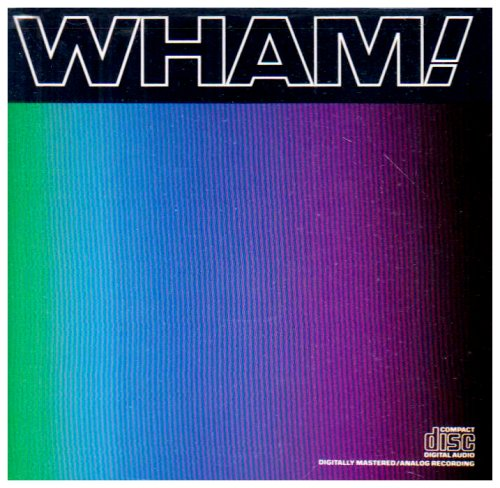 Wham! Last Christmas cover art
