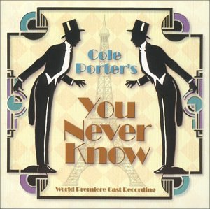 Cole Porter Let's Not Talk About Love cover art