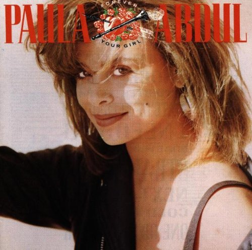 Paula Abdul Straight Up cover art