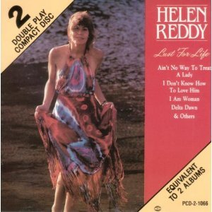 Helen Reddy Ain't No Way To Treat A Lady cover art