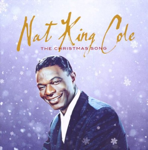 Nat King Cole Caroling, Caroling cover art