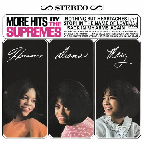 The Supremes Stop! In The Name Of Love cover art