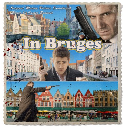 Carter Burwell Prologue (from In Bruges) cover art