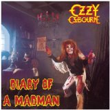 Diary Of A Madman sheet music by Ozzy Osbourne
