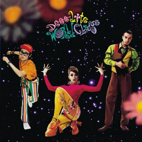 Deee-Lite Groove Is In The Heart cover art