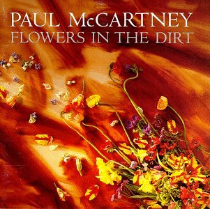 Paul McCartney Distractions cover art