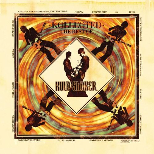 Kula Shaker Mystical Machine Gun cover art
