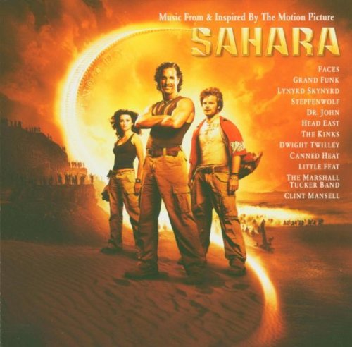 Clint Mansell Ironclad (from the Motion Picture Sahara) cover art